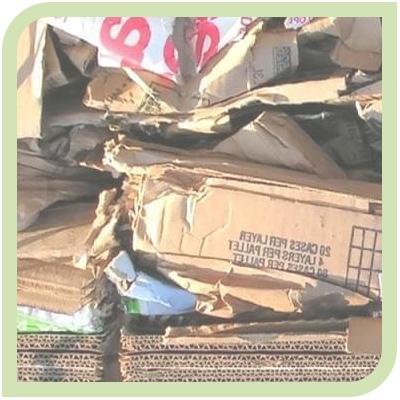 сдать макулатуру - картон в санкт-петербурге
