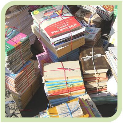 сдать архивы в макулатуру в санкт-петербурге